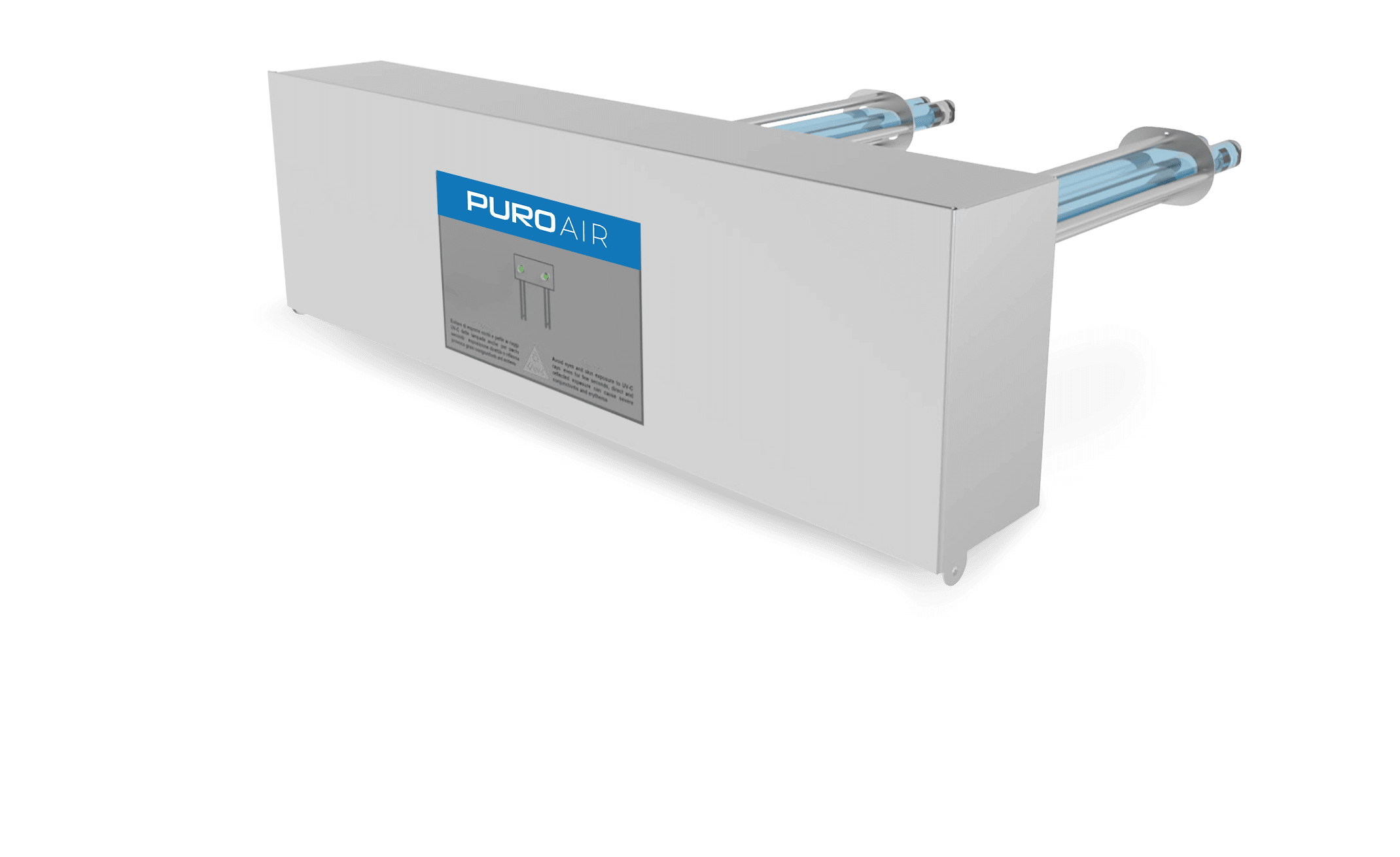 Air Duct Purifier, Indoor Air Quality, disinfection, offices, Schools, Universities,